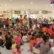 Big Crowd At Johnny The Jester Show image
