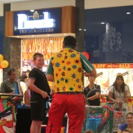 Johnny the Jester Show Demonstration Image