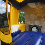 Inside Batman Jumping Castle Image