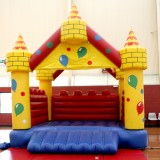 Front of Kings Jumping Castle Image