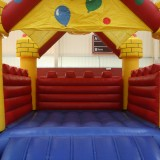Inside Kings Jumping Castle Image
