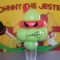 Johnny the Jester Balloon TMNT Image