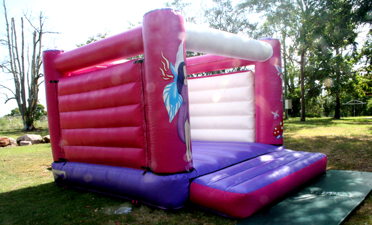 Jumping Castle Hire For Birthday Parties In Brisbane