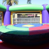 Inside Rock and Roll Jumping Castle Image
